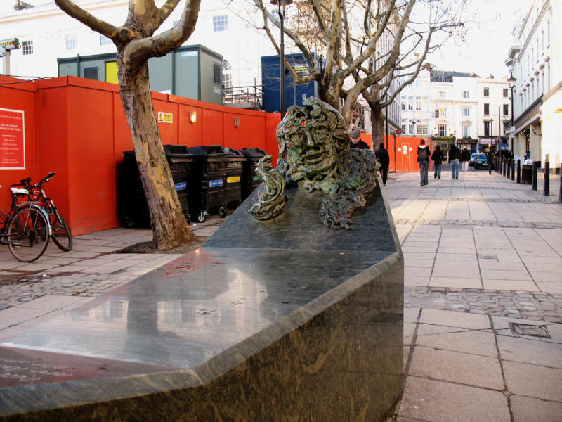 ugly monuments A Conversation with Oscar Wilde