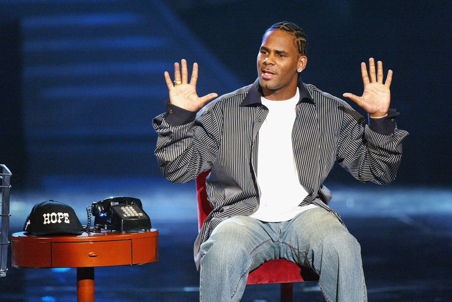 Grammys curse R. Kelly