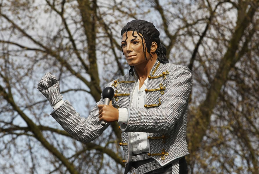 ugly monuments Michael Jackson tribute statue