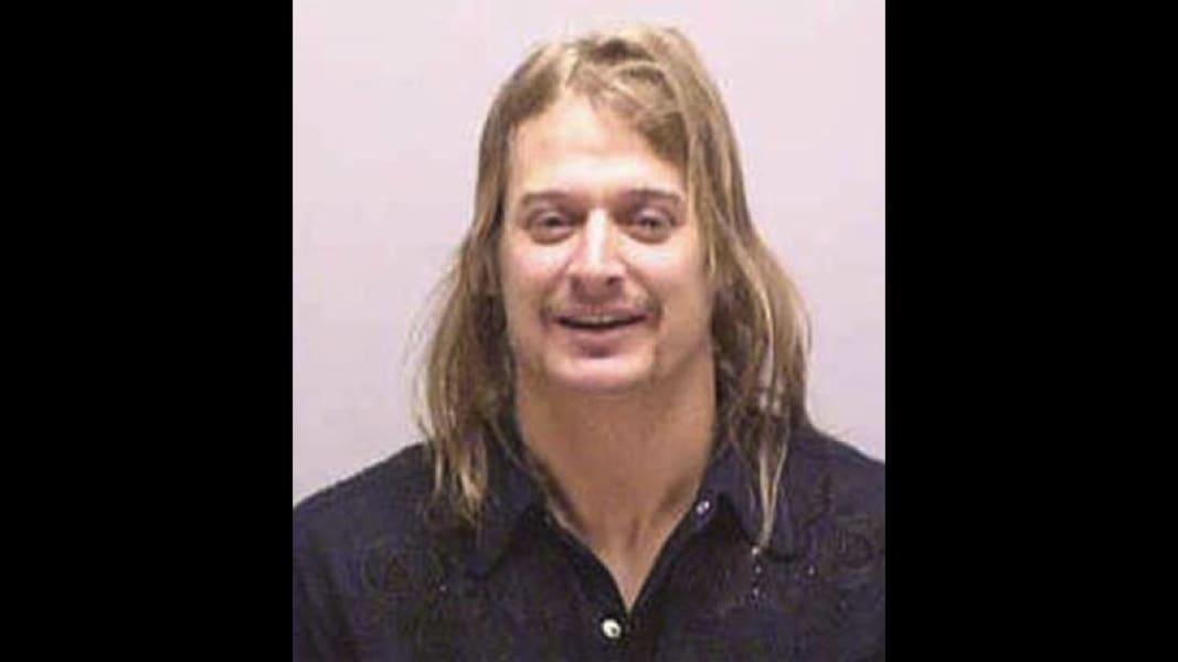 Kid Rock mugshot