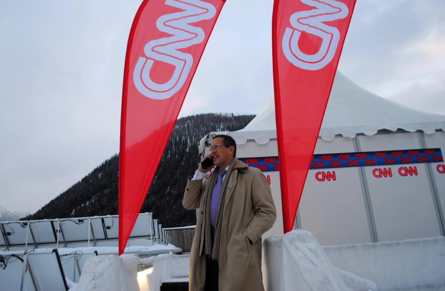 Davos behind the scenes