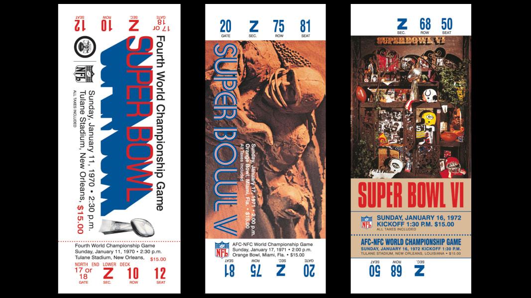 02 Super Bowl tickets