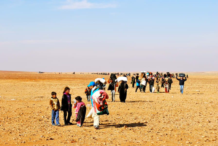 Jordan refugees 1