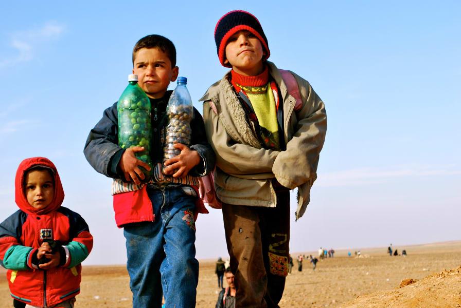 Jordan refugees 2