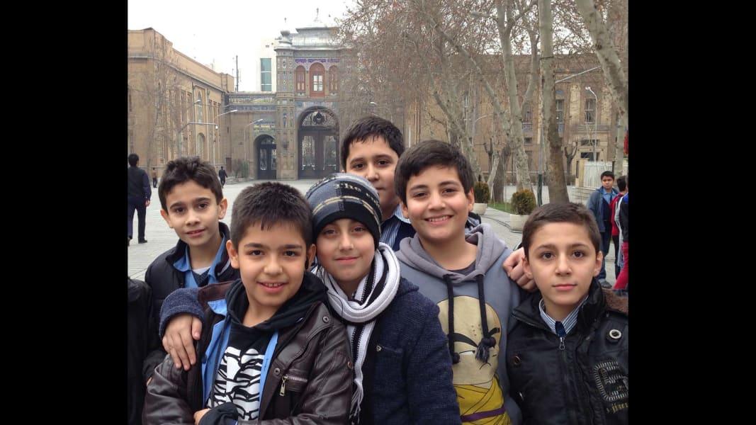 Tehran FM Kids Scenes from the field