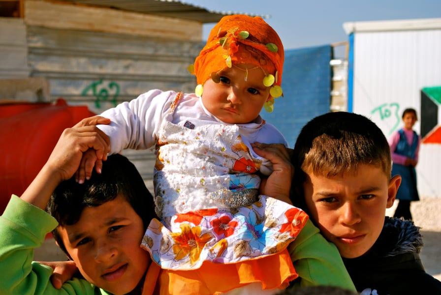 Jordan refugees 27