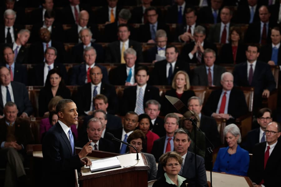 22 Obama state of the union