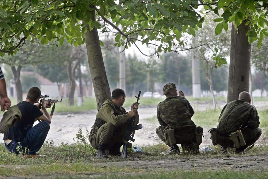 Beslan siege  2