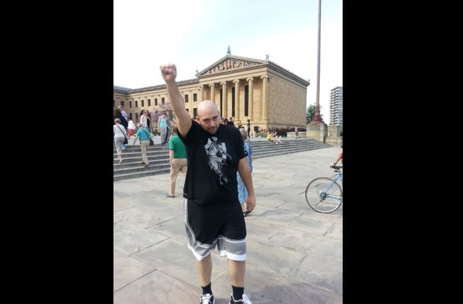 mario colao weight loss rocky steps