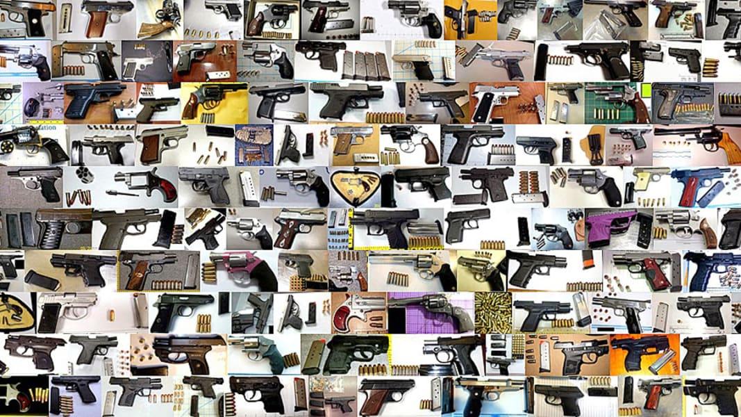 TSA 2013-guns