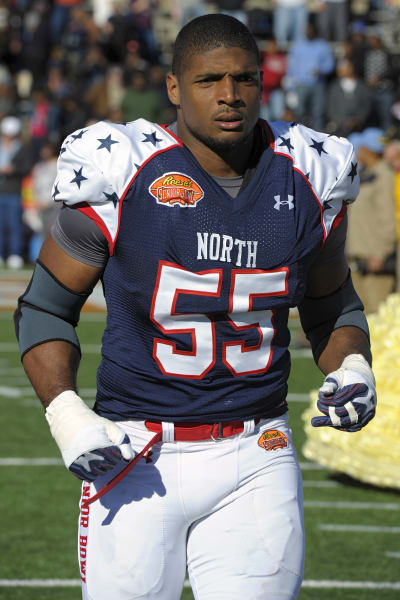 michael sam senior bowl