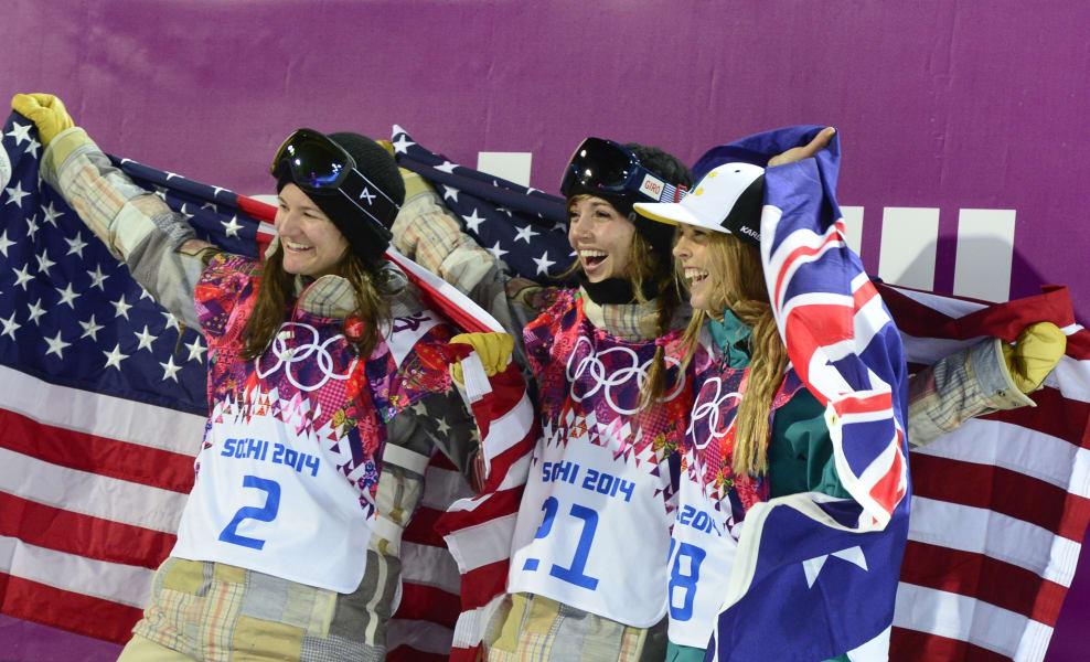 womens halfpipe medalists