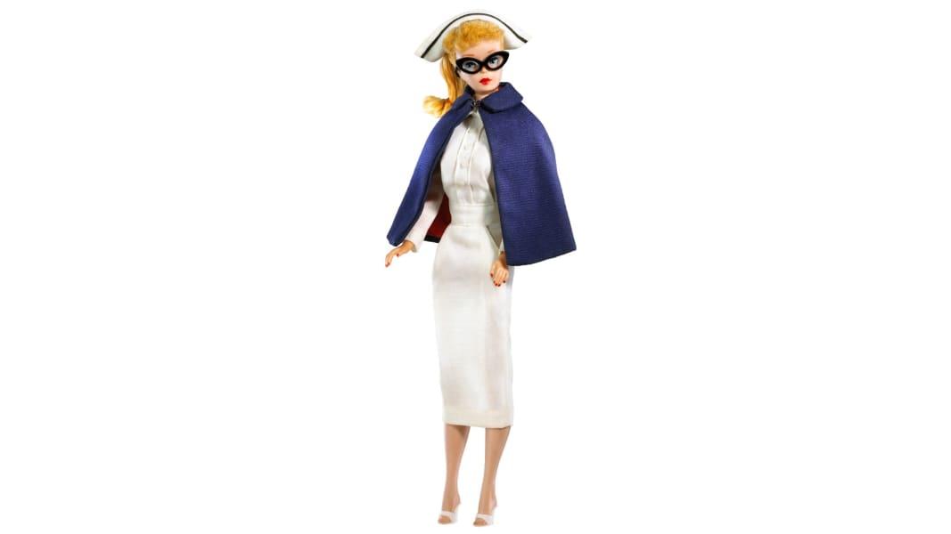 03 Barbie Registered Nurse 1961