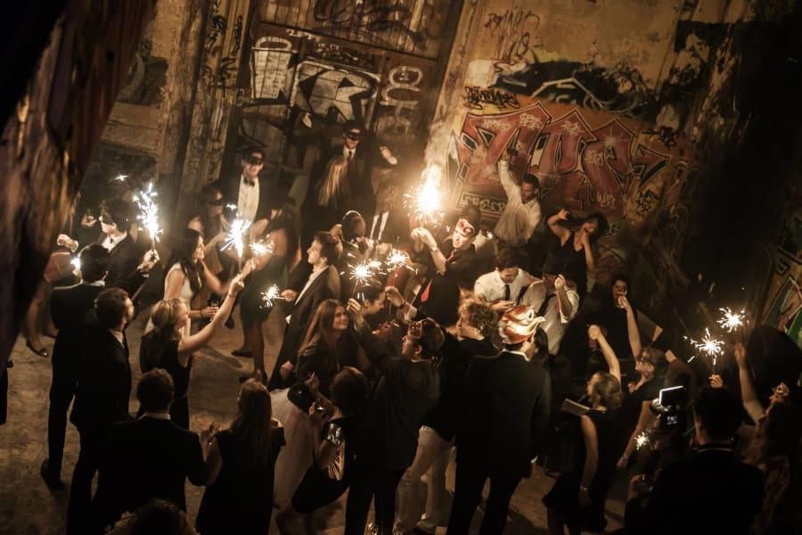 Cool Paris - WATO party