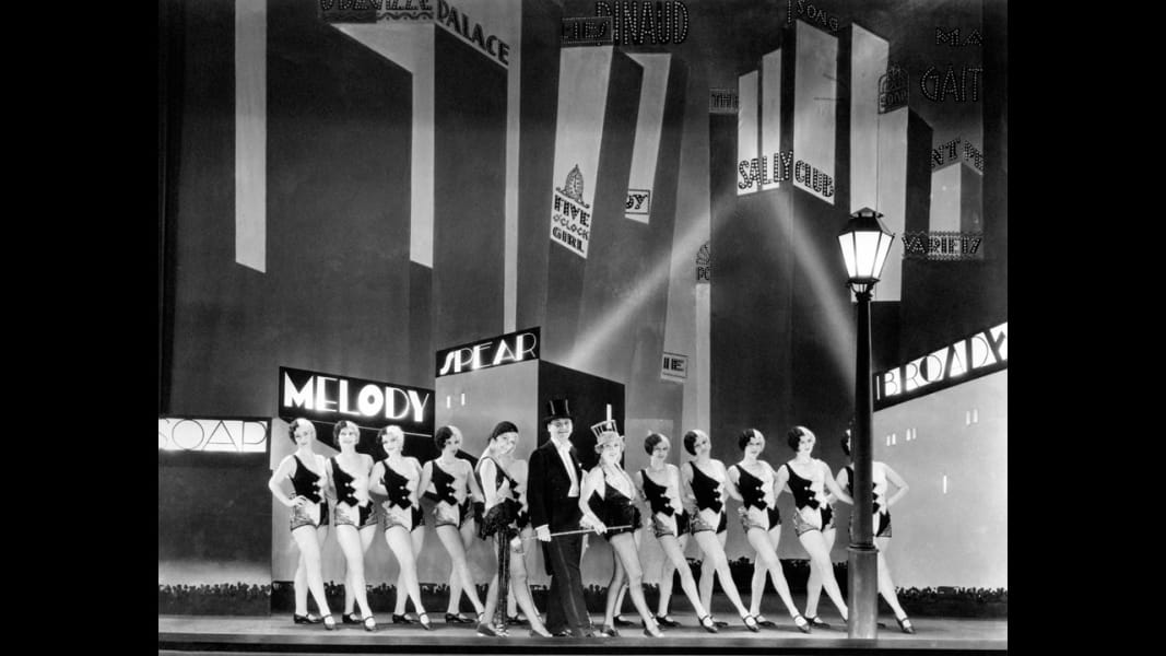 broadway melody RESTRICTED