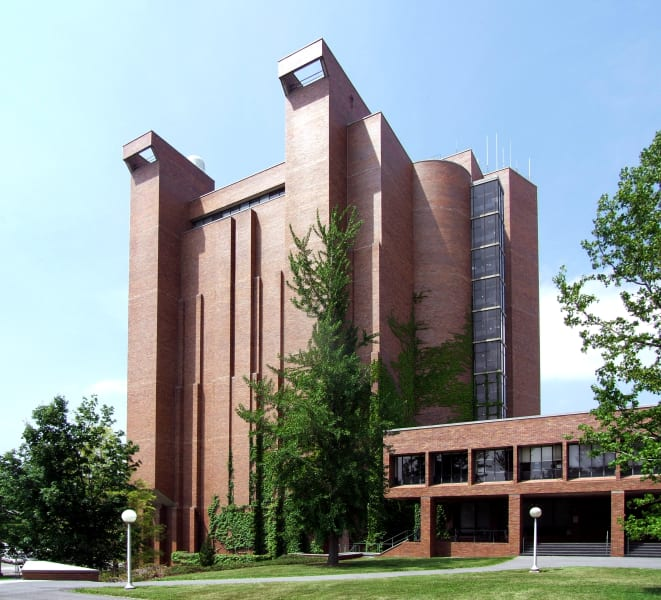 University building - Bradfield Hall