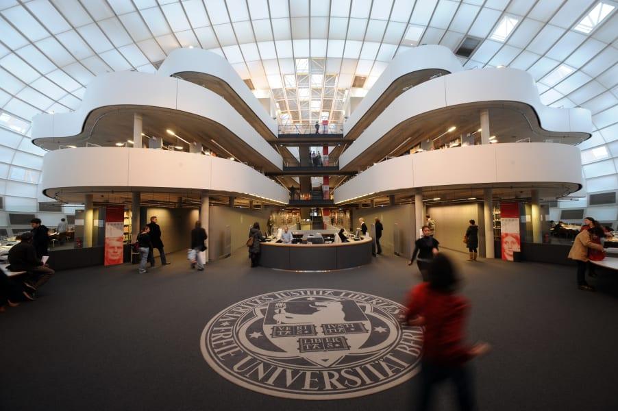 University Building - Philologische Bibliothek