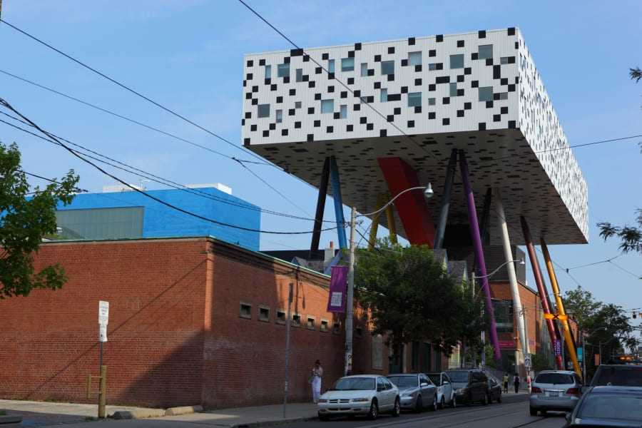 University Building - Sharp Centre for Design