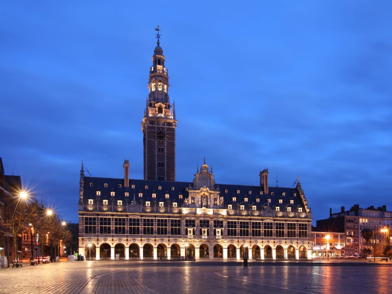 University Building - Universiteitsbibliotheek KU Leuven