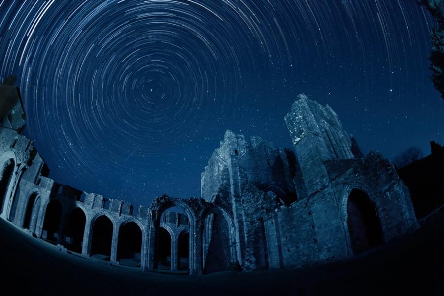Dark Sky - Brecon Beacons Wales