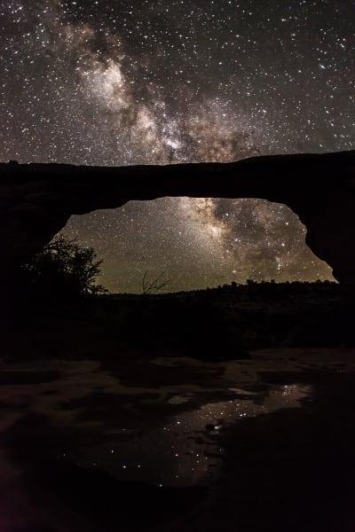 Dark Sky - Natural Bridges U.S.