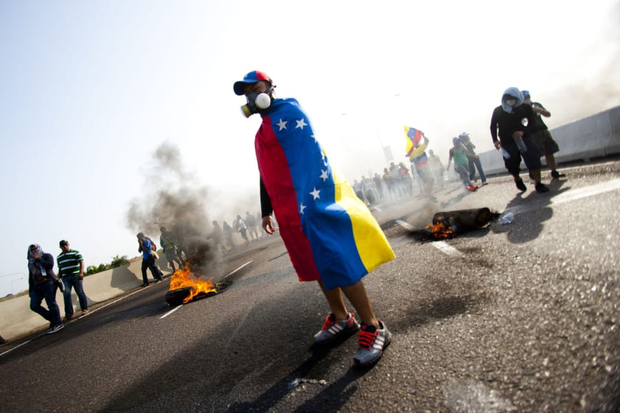 venezuela Rojas feb 15 mask irpt