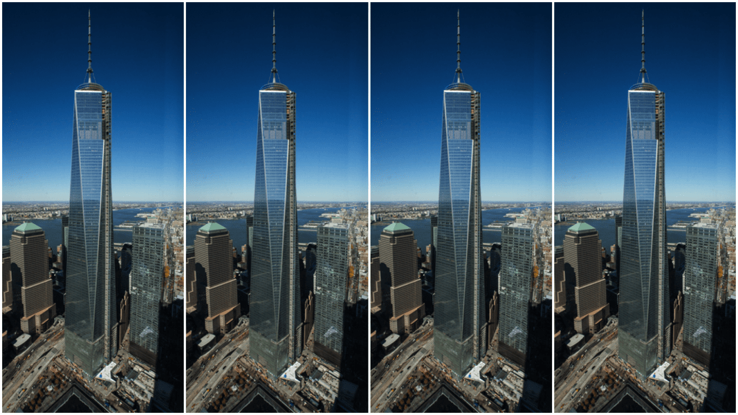 2 Four WTC cost