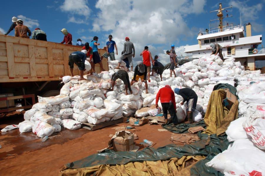 5 Haiyan aid cost