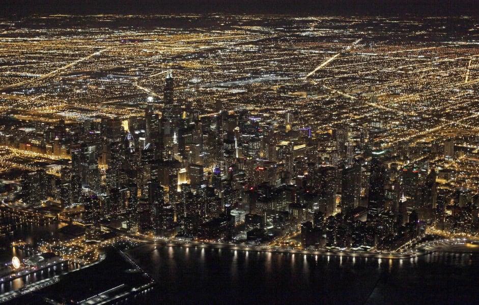 43 Chicago timeline