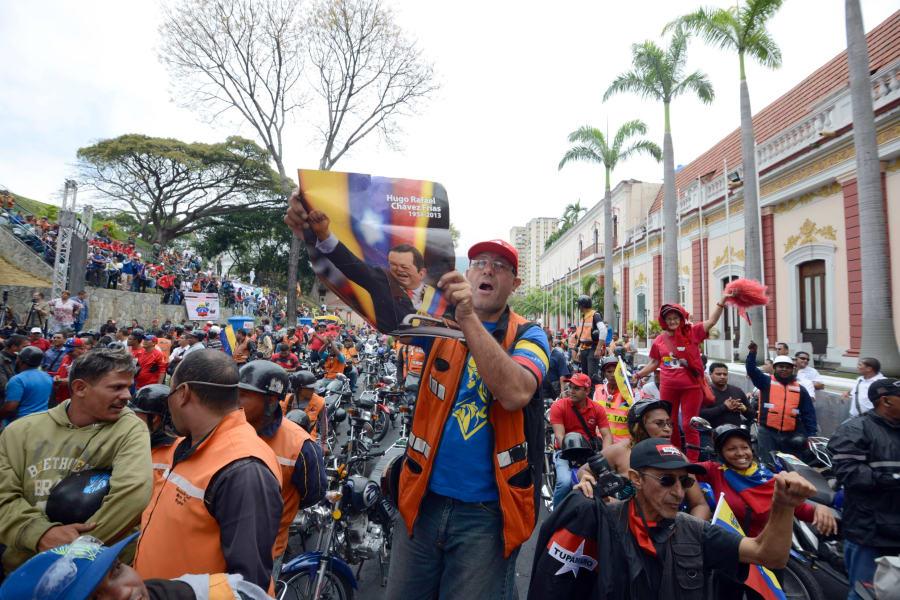 venezuela protests 24 feb 1