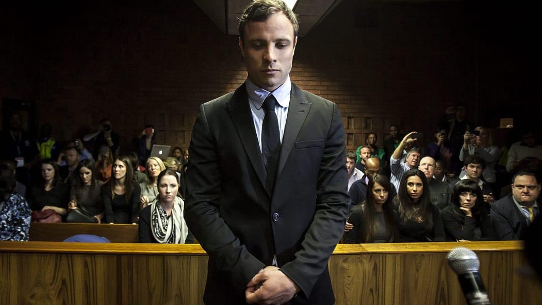 RESTRICTED Pistorius