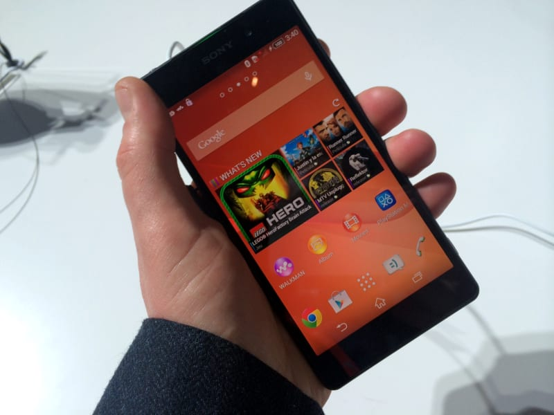 mwc dylan sony xperia