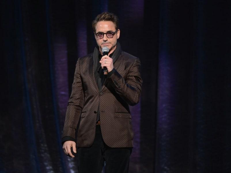 Robert Downey Jr., 50 millones