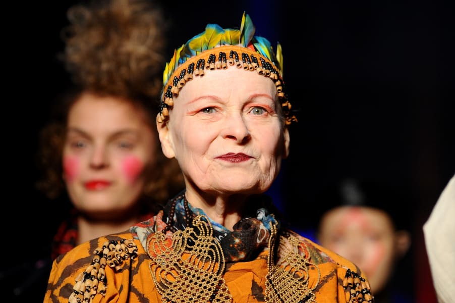 Vivienne Westwood The Grandmother Of Punk Fashion