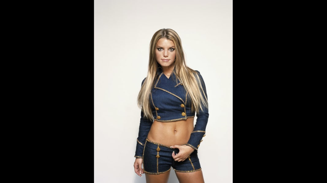 01 jessica simpson through years RESTRICTED