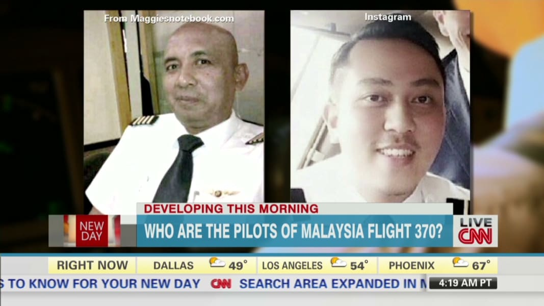 newday Brown Malaysia pilots cockpit answers flight 370_00001727