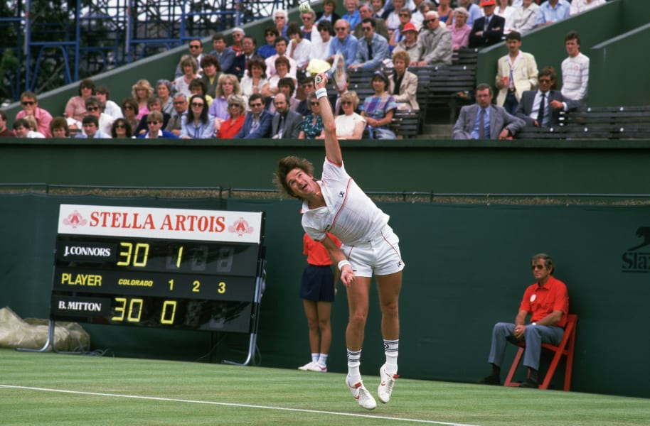 Jimmy Connors 1984