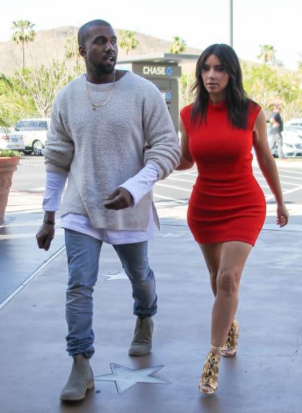 ENTt1 Kanye West Kim Kardashian 03172014
