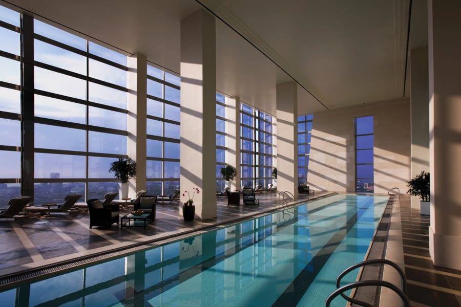 hotel indoor pools borgata