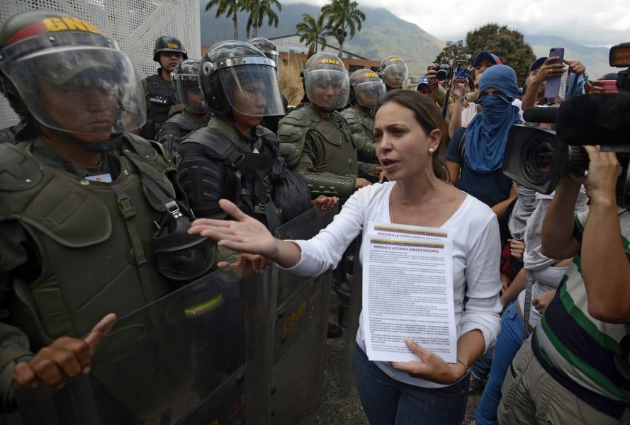 venezuela maria corina machado
