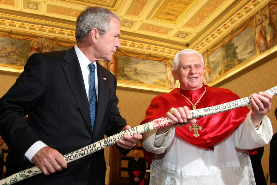 11 popes presidents