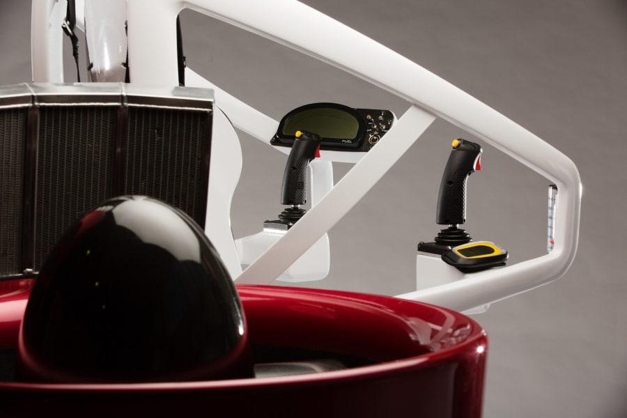 martin jetpack controls