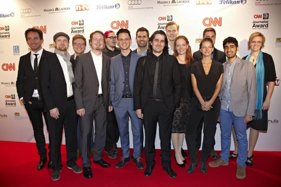 nominees CNN Journalist Awards