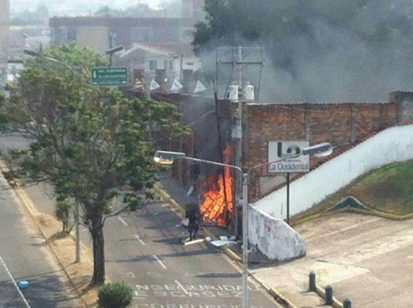 san cristobal venezuela national guard march 30 10