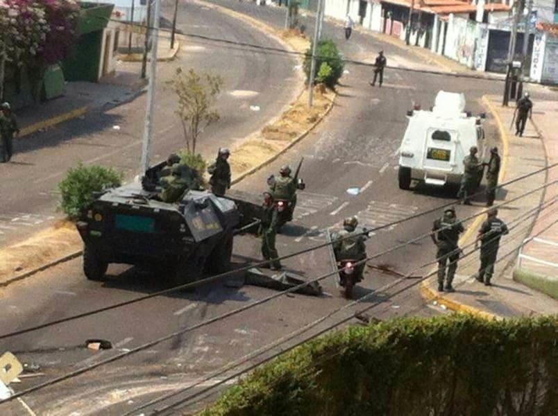 san cristobal venezuela national guard march 30 2