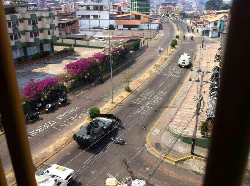 san cristobal venezuela national guard march 30 6