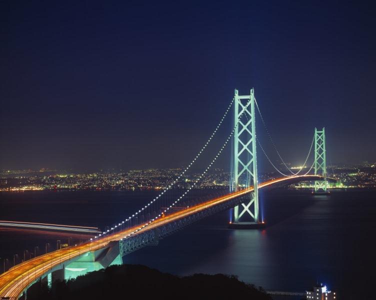 longest bridges akashi kaikyo