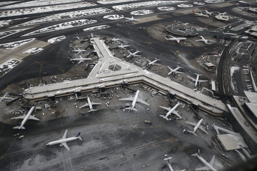 airport ranking-newark