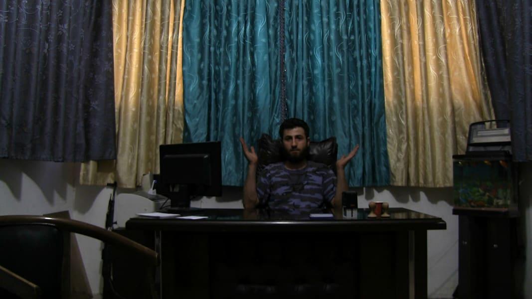 Abounaddara Syrian film collective short Islamic State