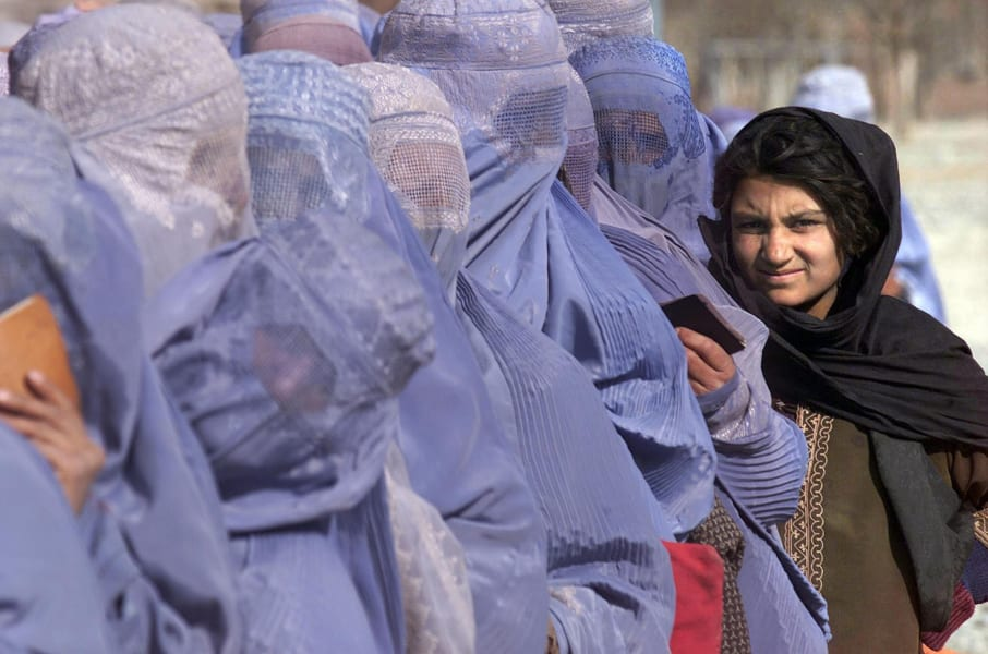 Rules for women in afghanistan